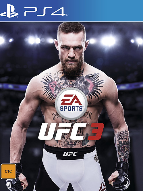 UFC 3 digital Ps4