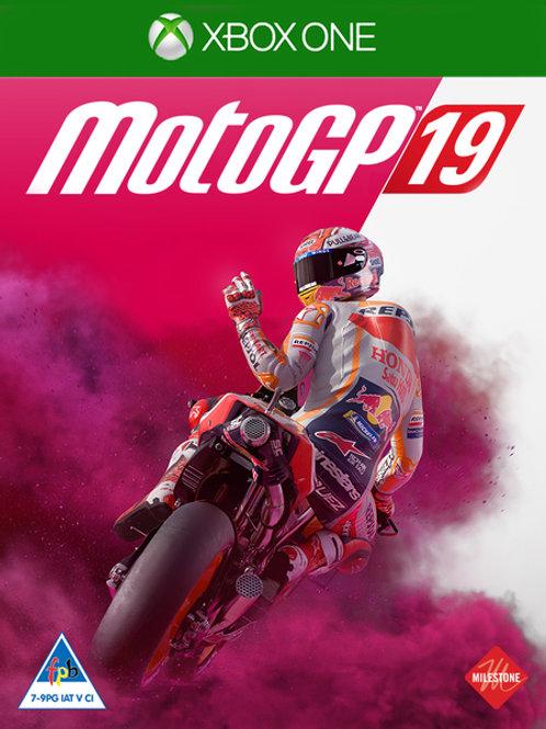 MotoGP 19 digital Xbox One