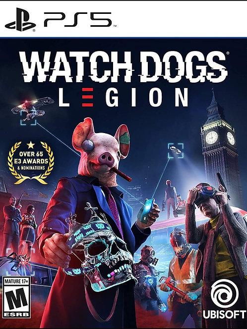 WATCH DOGS LEGION - PS5 digital