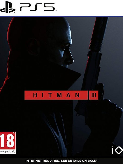 HITMAN III - PS5 digital