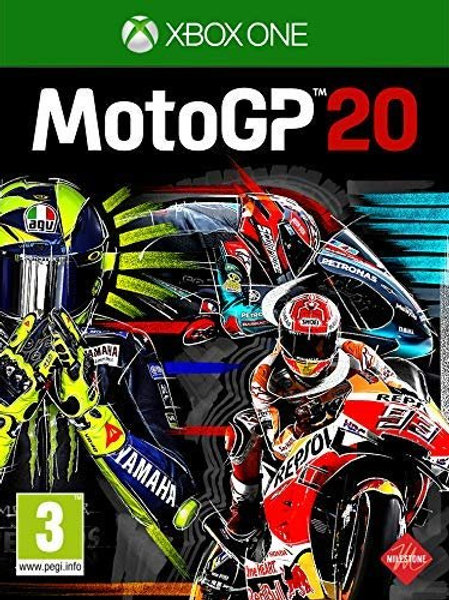 MotoGP 20 digital Xbox One