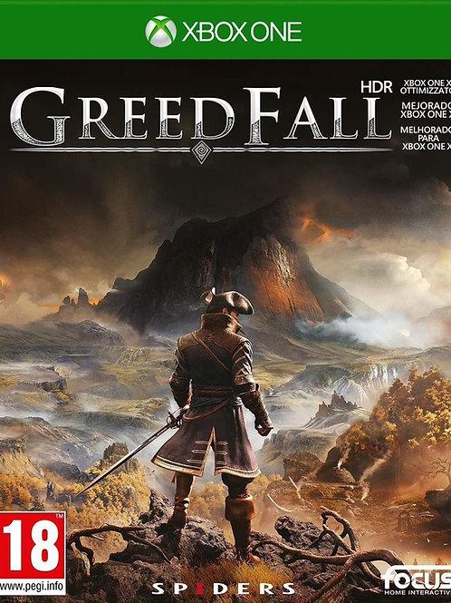 GreedFall digital Xbox One