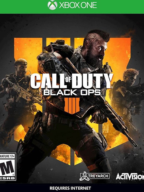 CALL of DUTY Black Ops 4 IV digital Xbox One
