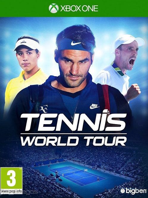 TENNIS World Tour digital Xbox One