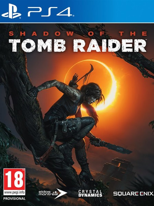 Shadow of the TOMB RAIDER Ps4 digital