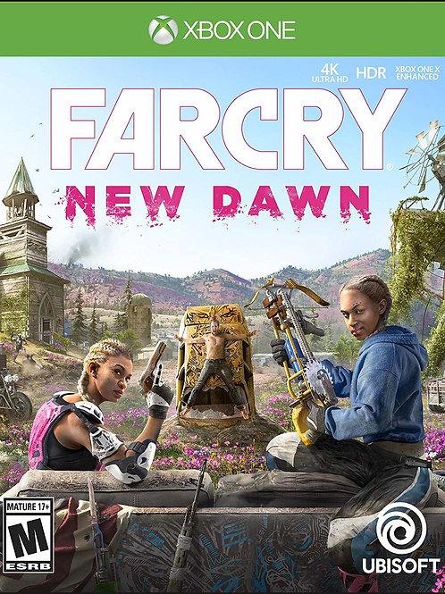 FARCRY New Dawn digital Xbox One