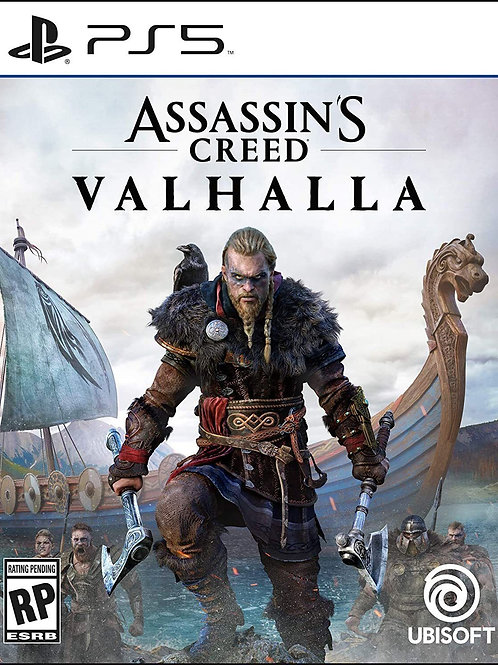 Assassin's Creed VALHALLA - PS5 digital