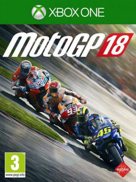 MotoGP 18 digital Xbox One