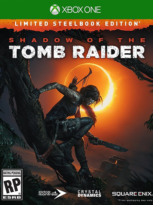 Shadow of the TOMB RAIDER digital Xbox One