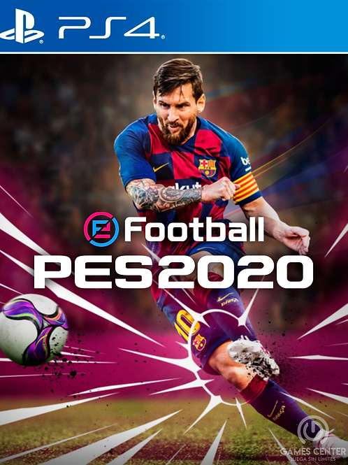 PES 2020 Ps4 digital