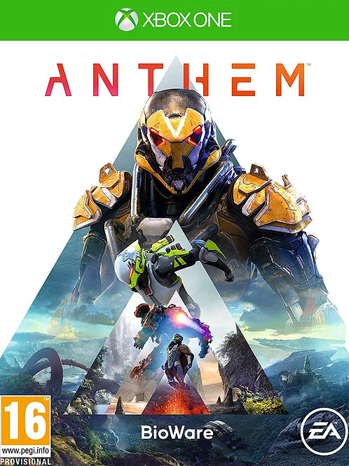ANTHEM digital Xbox One