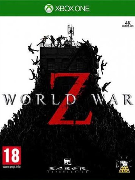 WORLD WAR Z  digital Xbox One