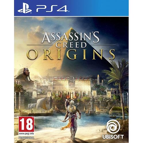 Assassin's Creed Origins digital Ps4