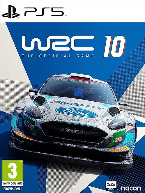 WRC 10 - PS5 digital