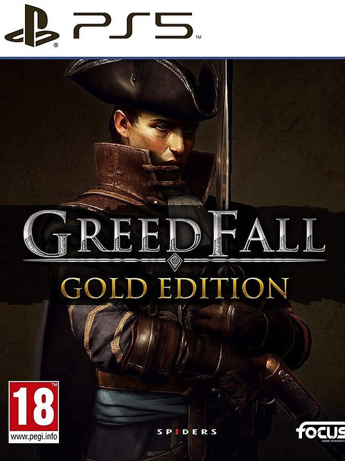GREED FALL - PS5 digital