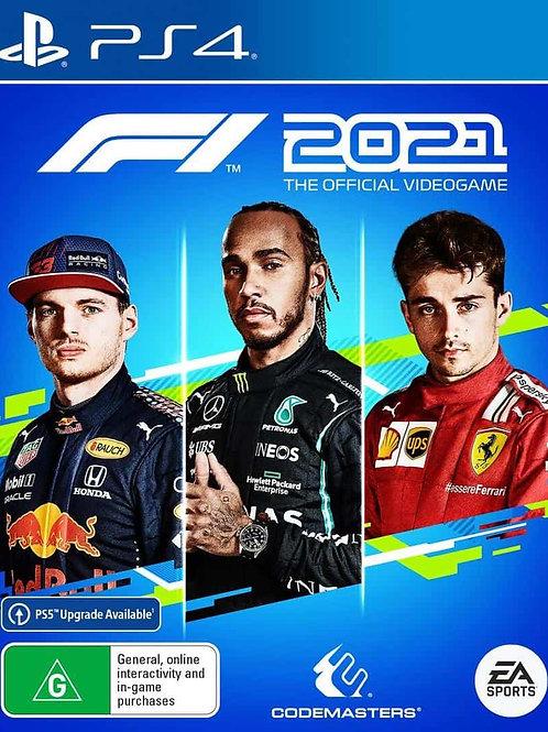 F1 2021 Ps4 digital