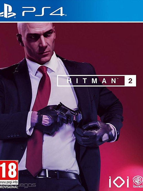 HITMAN 2 digital ps4
