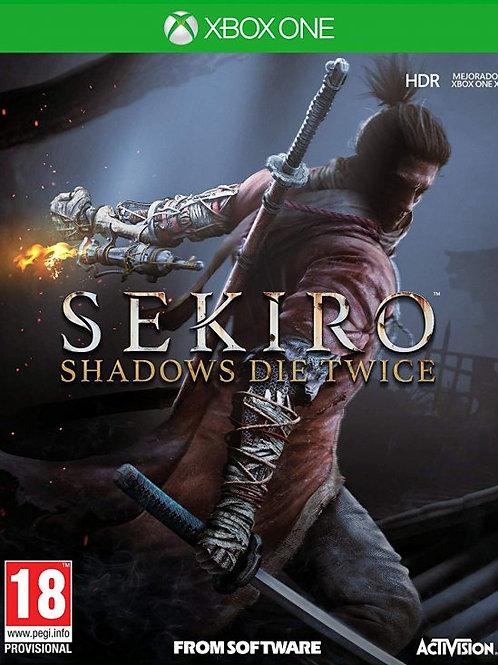 Sekiro™: Shadows Die Twice digital Xbox One