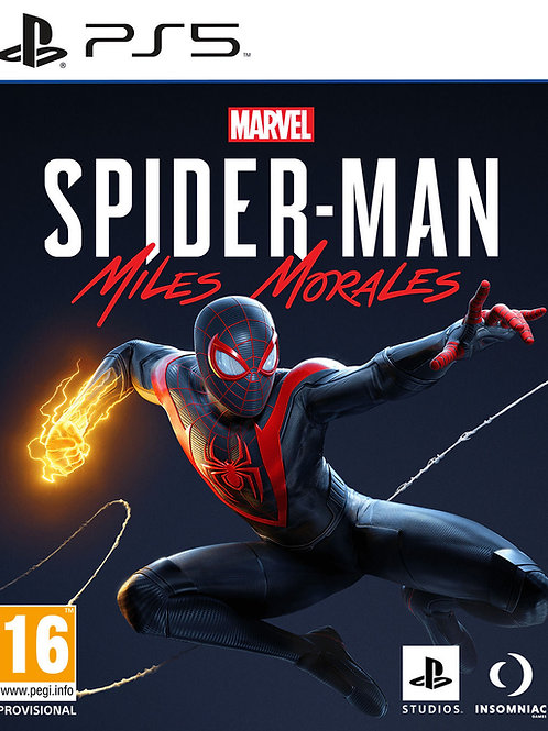 SPIDER-MAN Miles Morales - PS5 digital