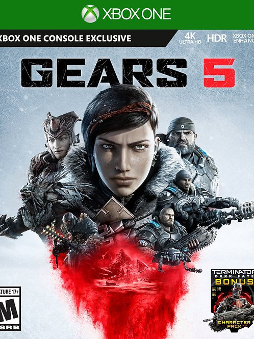 GEARS 5 digital Xbox One