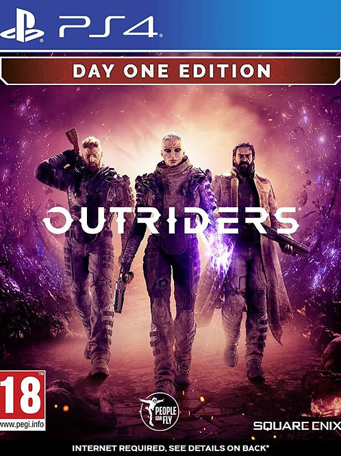 OUTRIDERS Ps4 digital