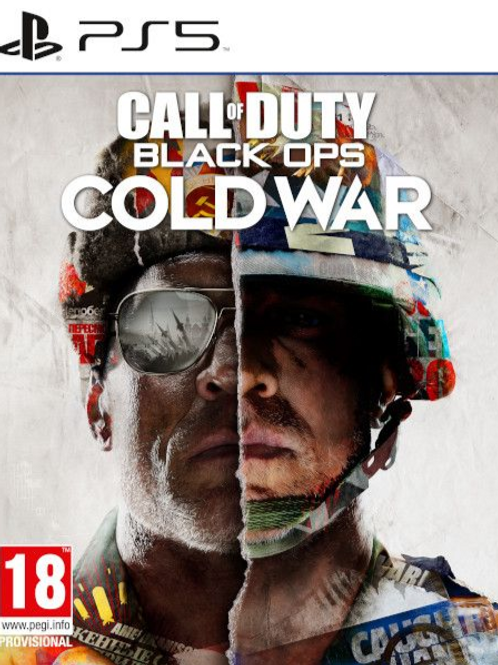call of duty: COLD WAR - PS5 digital