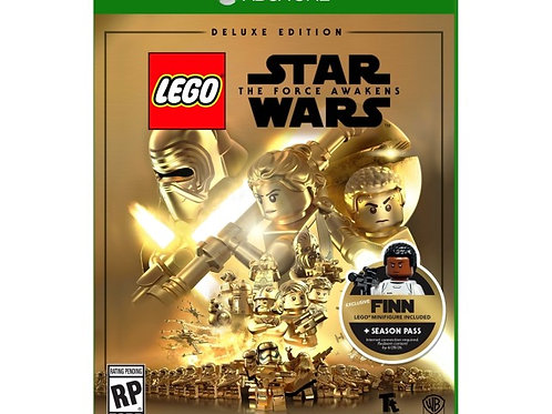 LEGO Star Wars The Force Awakens Deluxe