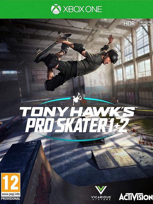 Tony Hawk's Pro Skater 1 + 2 digital Xbox One