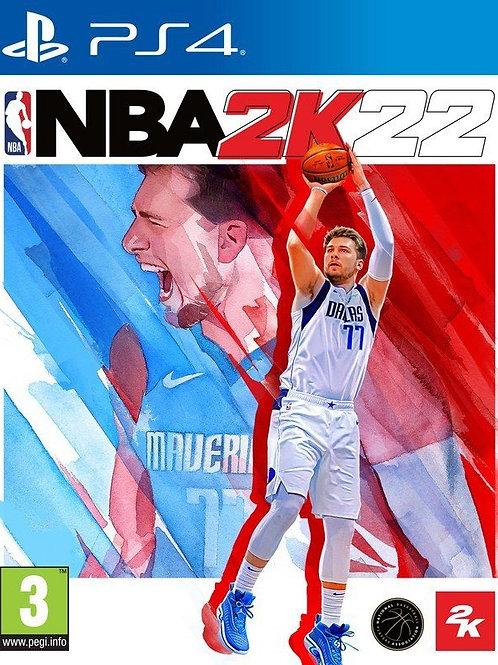 NBA 2K22 Ps4 digital
