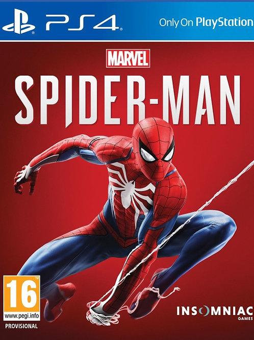 SPIDER-MAN digital ps4
