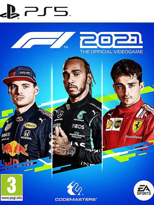 F1 2021 - PS5 digital