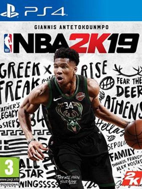 NBA 2K19 Ps4 digital