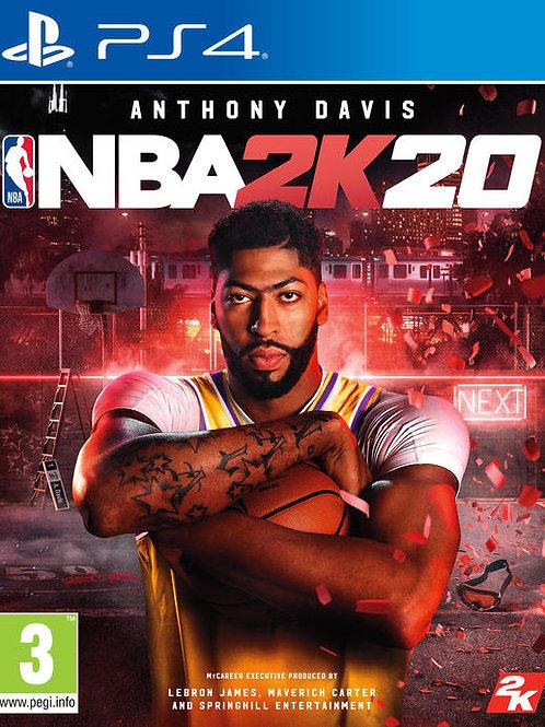 NBA 2K20 digital ps4
