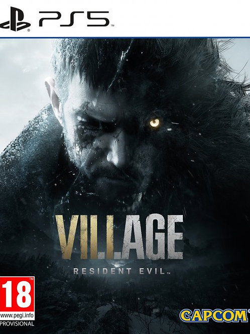 Resident Evil VILLAGE - PS5 digital