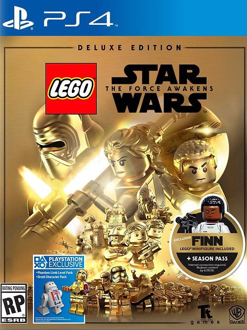 LEGO Star Wars: The Force Awakens Edición Deluxe