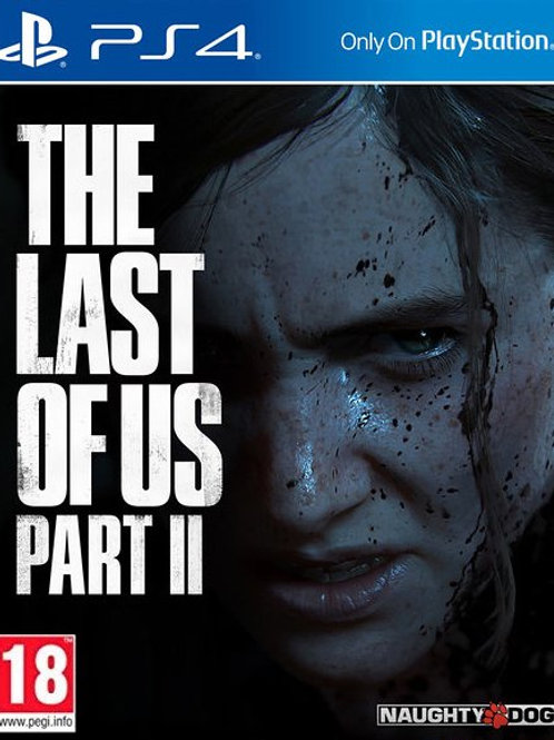 the LAST of US parte 2 digital Ps4
