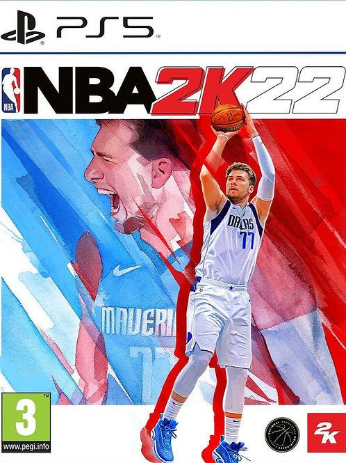 NBA 2K22 - PS5 digital