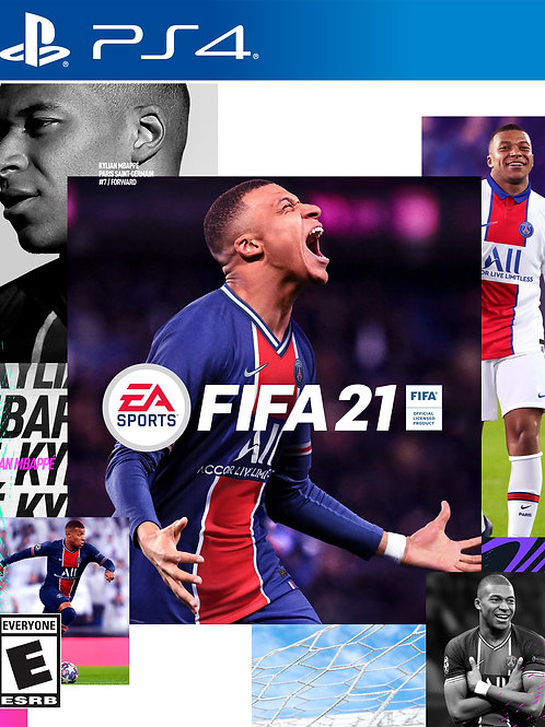 FIFA 21 Ps4 digital