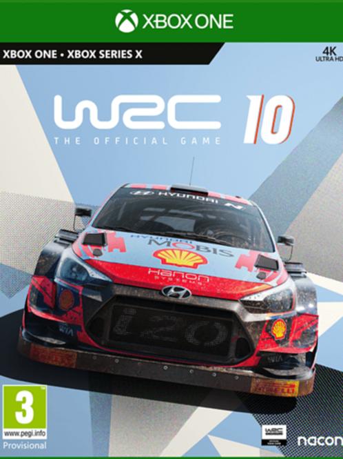 WRC 10 digital Xbox ONE - SERIES