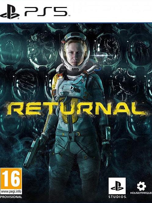 RETURNAL - PS5 digital