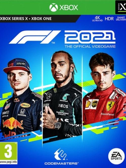 F1 2021 digital Xbox One