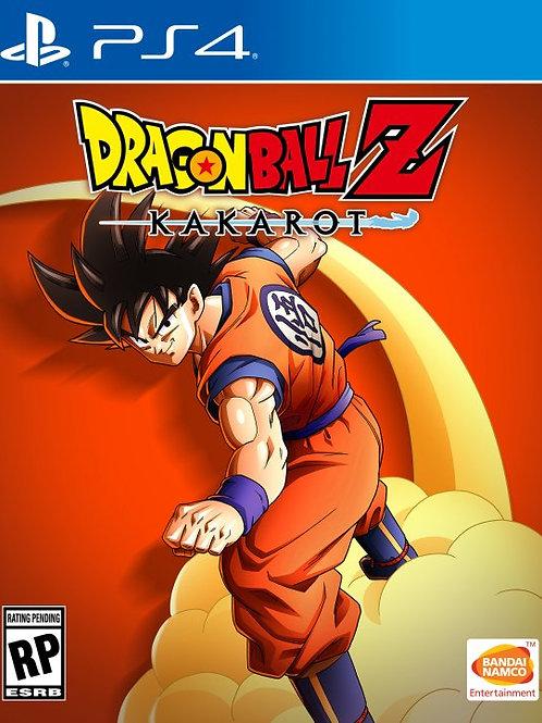 Dragon Ball Z KAKAROT Ps4 digital