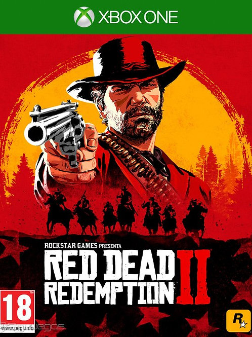 RED DEAD 2 Redemption digital Xbox One