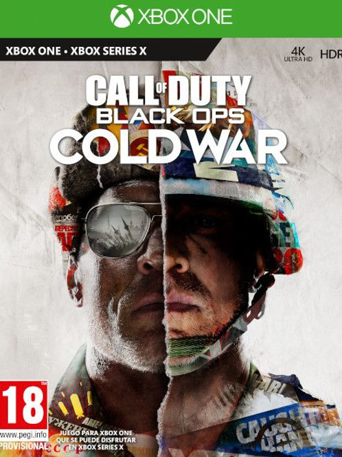 call of duty black ops COLD WAR digital Xbox One