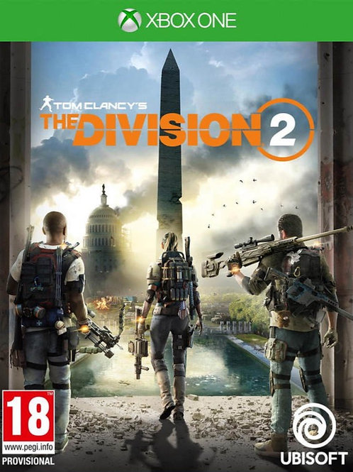 The DIVISION 2 digital Xbox One