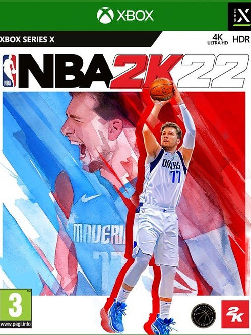 NBA 2K22 digital Xbox ONE - SERIES