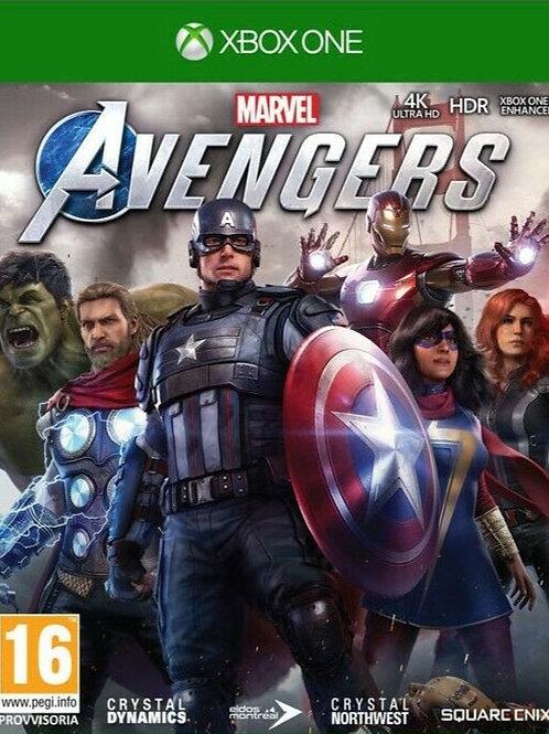 Marvel Avengers digital Xbox One