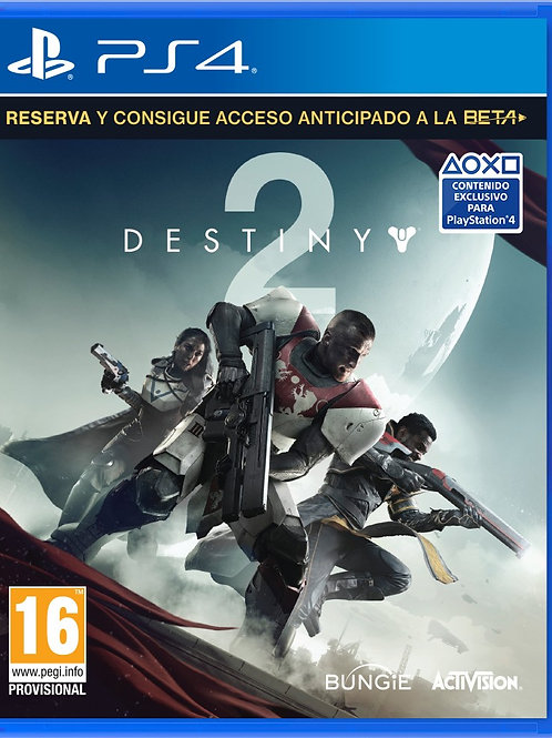 Destiny 2 ps4 digital