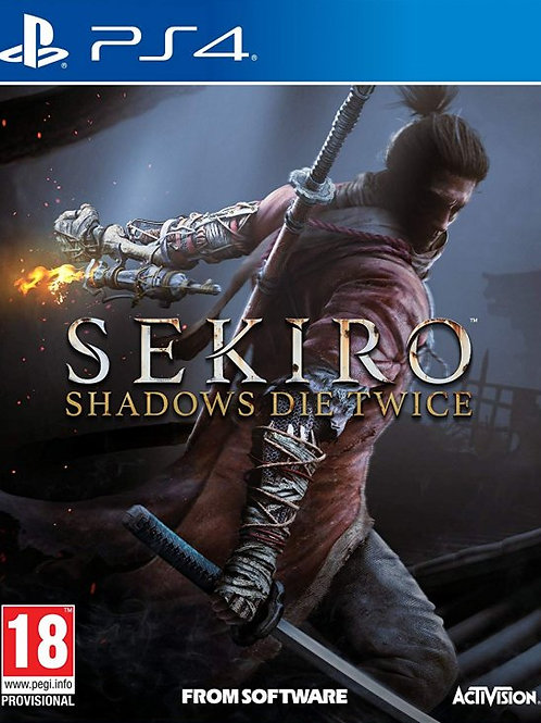 Sekiro: Shadows Die Twice  Ps4 digital