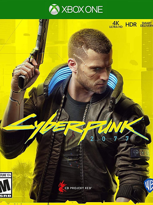 Cyberpunk 2077 digital Xbox One